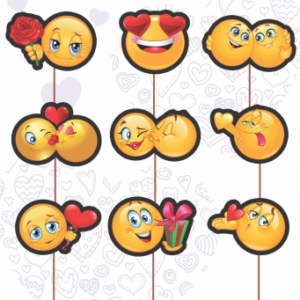 Piropo Emoticones